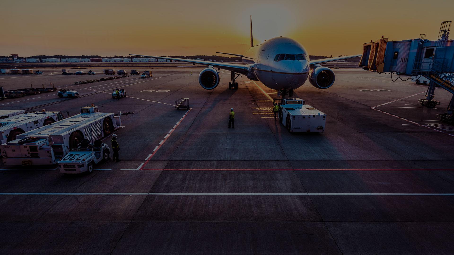 Infraestruturas Aeroportuárias